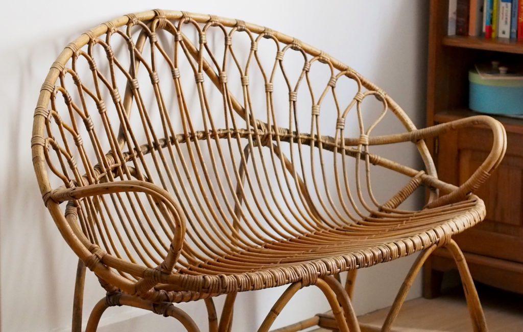 Chaise en rotin -  ©Violeta Cuadra
